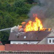 23/2017 Gebäudebrand Überlandhilfe