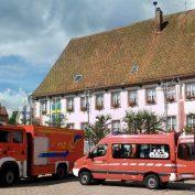 22/2017 Führungsgruppe Gebäudebrand